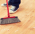 Help home inspectors by cleaning and de-cluttering.